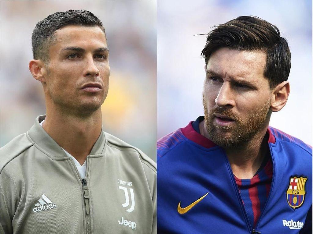 5 Pemain Aktif Langganan Hat-trick, Ronaldo-Messi Saingan Berat