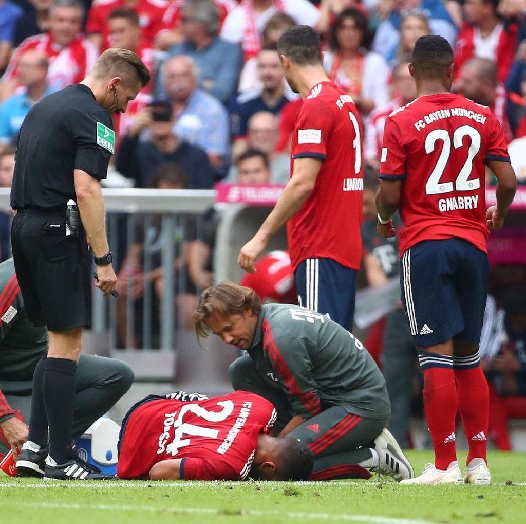 Cedera ACL, Tolisso Absen Bela Bayern Sampai 2019