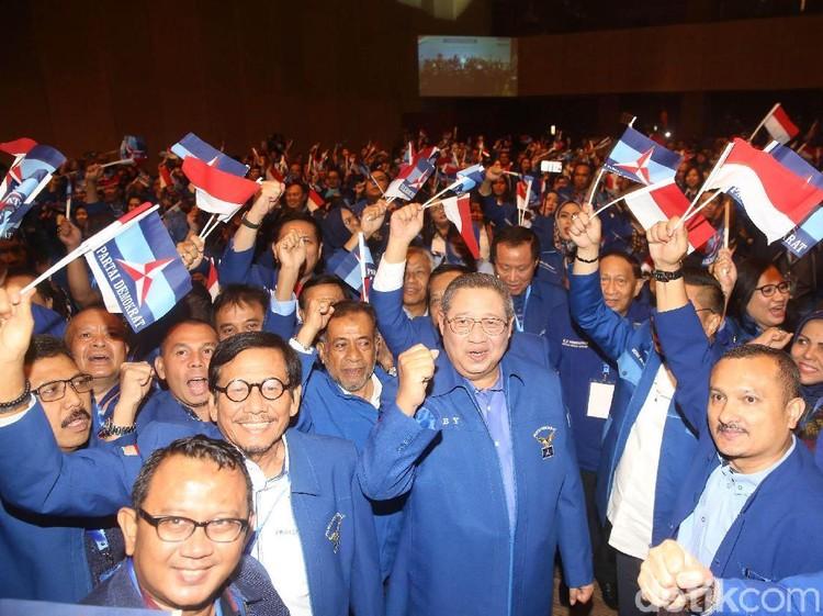 Viral Video SBY Dukung Nomor Urut 1, Ini Faktanya