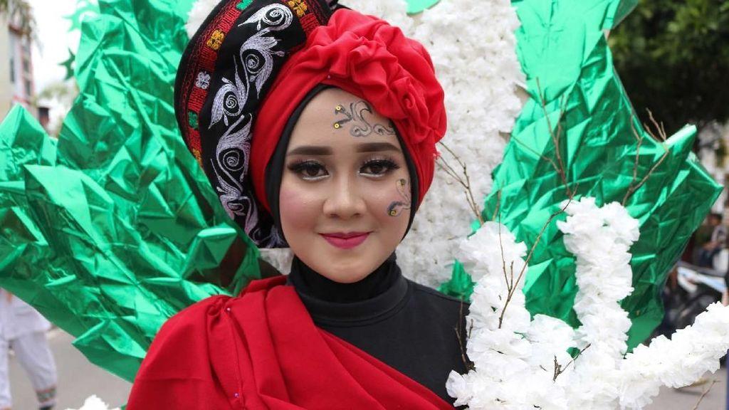 Kecantikan Gadis Gayo dan Karnaval Kopi