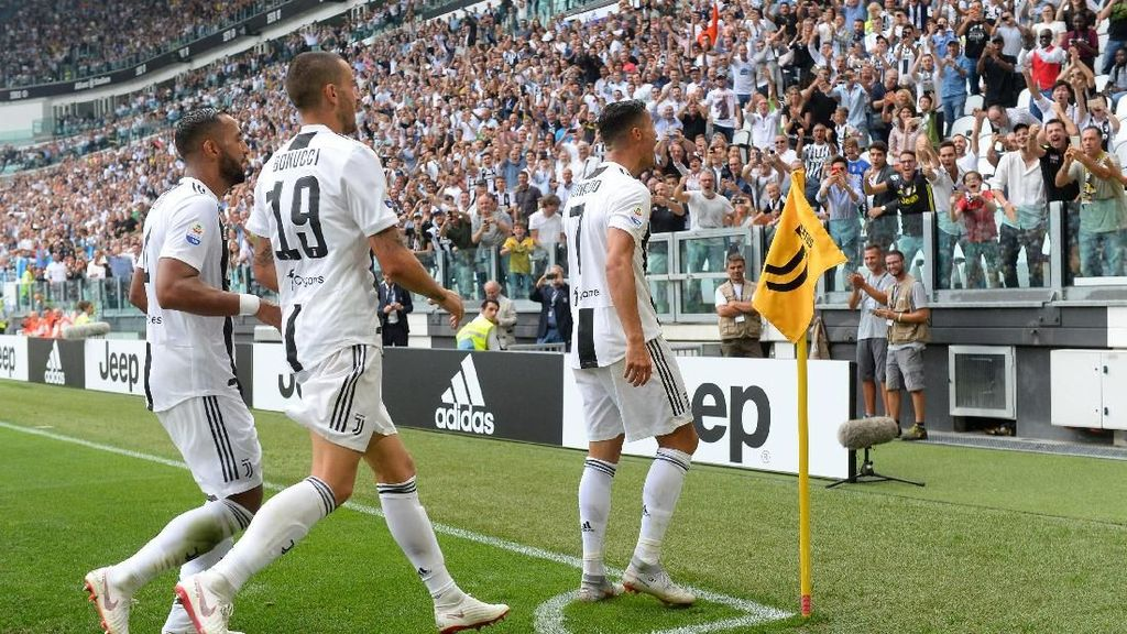 Juventus Superior, yang Lain Kenapa?
