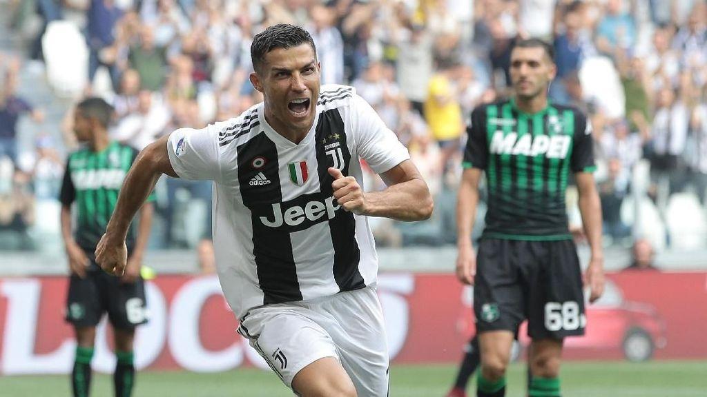Akhirnya, Ronaldo