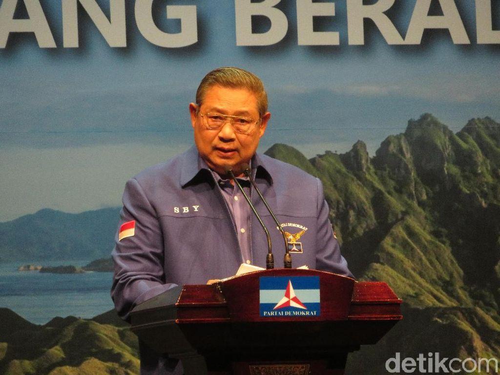 Minta Maaf SBY untuk Jokowi Gara-gara Andi Arief