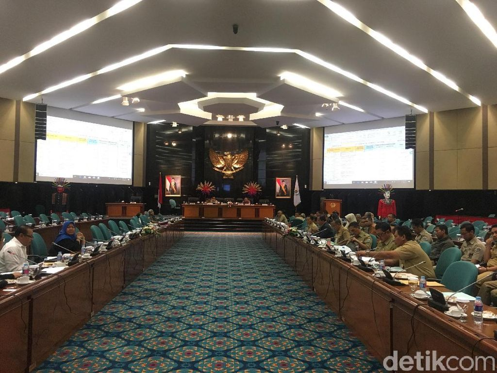 DPRD DKI Jakarta Gelar Rapim Bentuk Pansel Cawagub Rabu