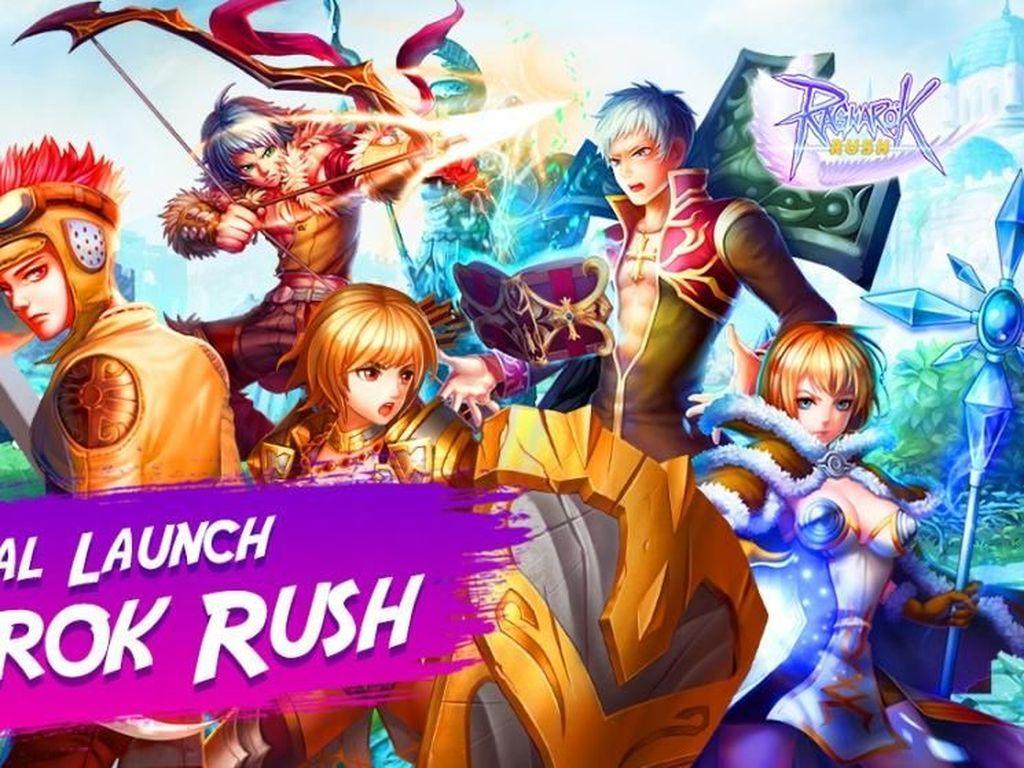 Ragnarok Rush Dirilis, Seperti Apa Gameplaynya?