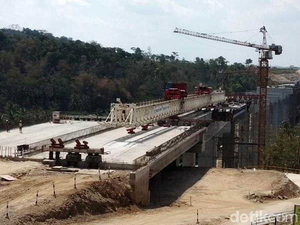 Viral saat Mudik Lebaran, Ini Progres Jembatan Kali Kenteng
