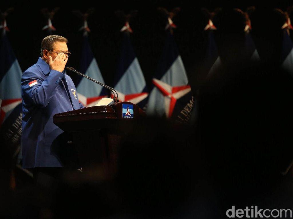 Kenapa SBY Baru Kampanyekan Prabowo Maret? Ini Kata Andi Arief