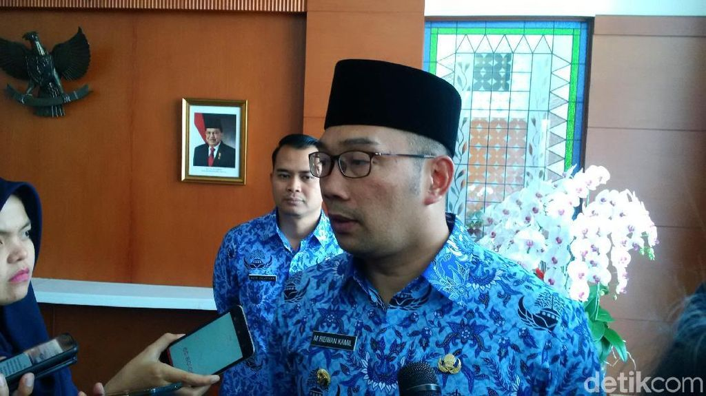 Salah Sebut soal Pemprov Bandung, Ridwan Kamil: Saya Tidak Sadar