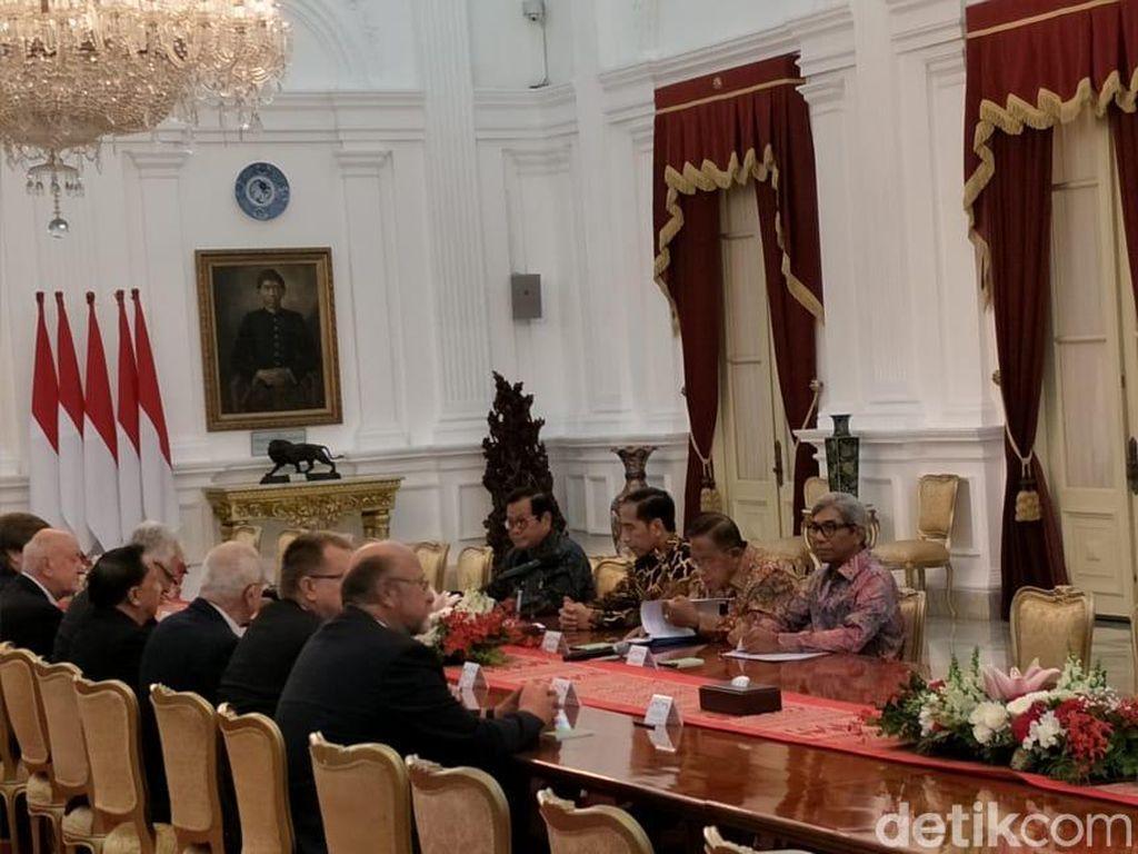 Jokowi Minta Ceko Dukung Percepatan Kerja Sama RI-Uni Eropa