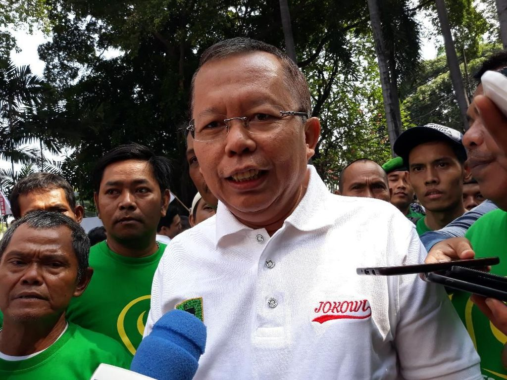 PPP: Belum Ada Kesepakatan Kursi Ketua MPR untuk Golkar