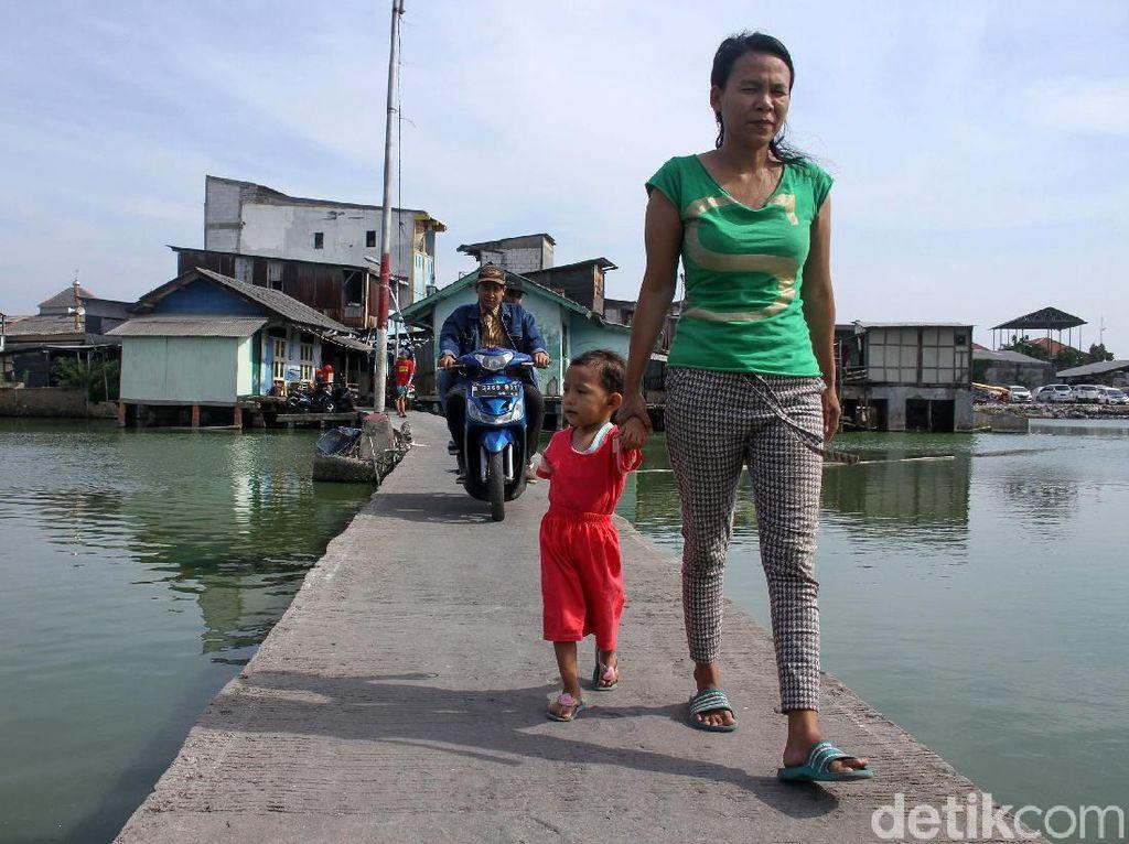 Kampung Apung Tak Kering Meski Musim Kemarau