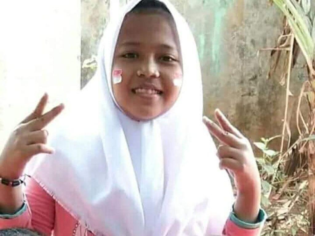 Kisah Haru Gadis Cilik Karawang yang Dihabisi Pembunuh Brutal