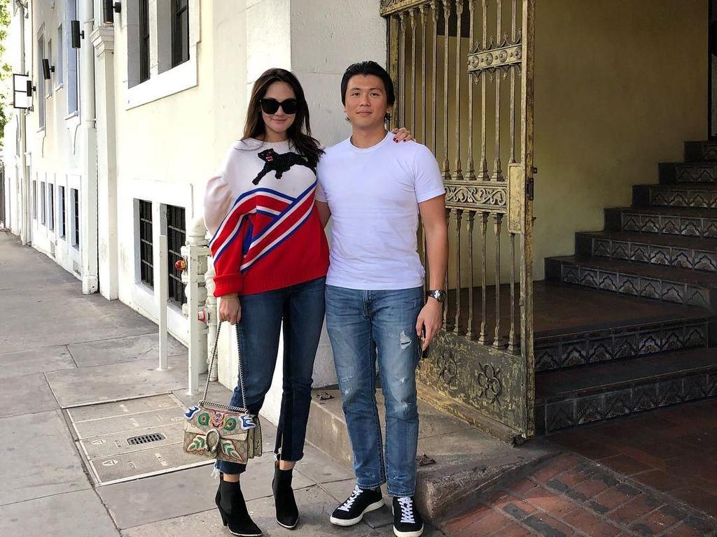 Luna Maya Belum Hapus Foto Mantan di Instagram, Ini Penjelasan Pakar Cinta