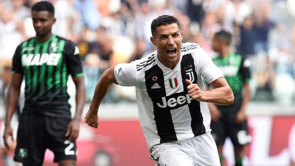 Ronaldo Tak Jamin Sukses Juventus di Liga Champions