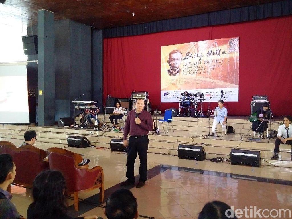 Bung Hatta Anti-Corruption Award Tour Singgah di UGM