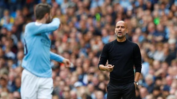 City Stabil, Guardiola Lebih Relaks Tatap Derby