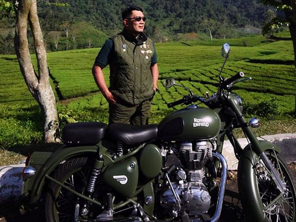 Ridwan Kamil Ingatkan Anak Motor Tetap Terapkan Protokol Kesehatan