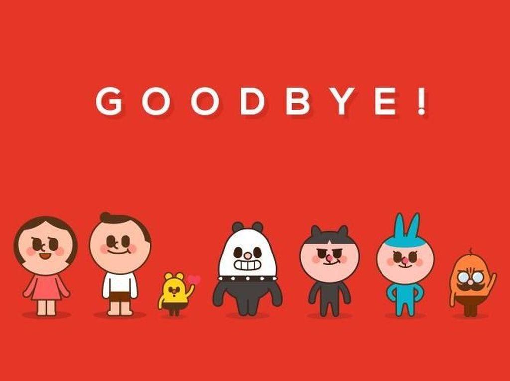 Bye-bye! Path Resmi Pamit Mulai Hari Ini