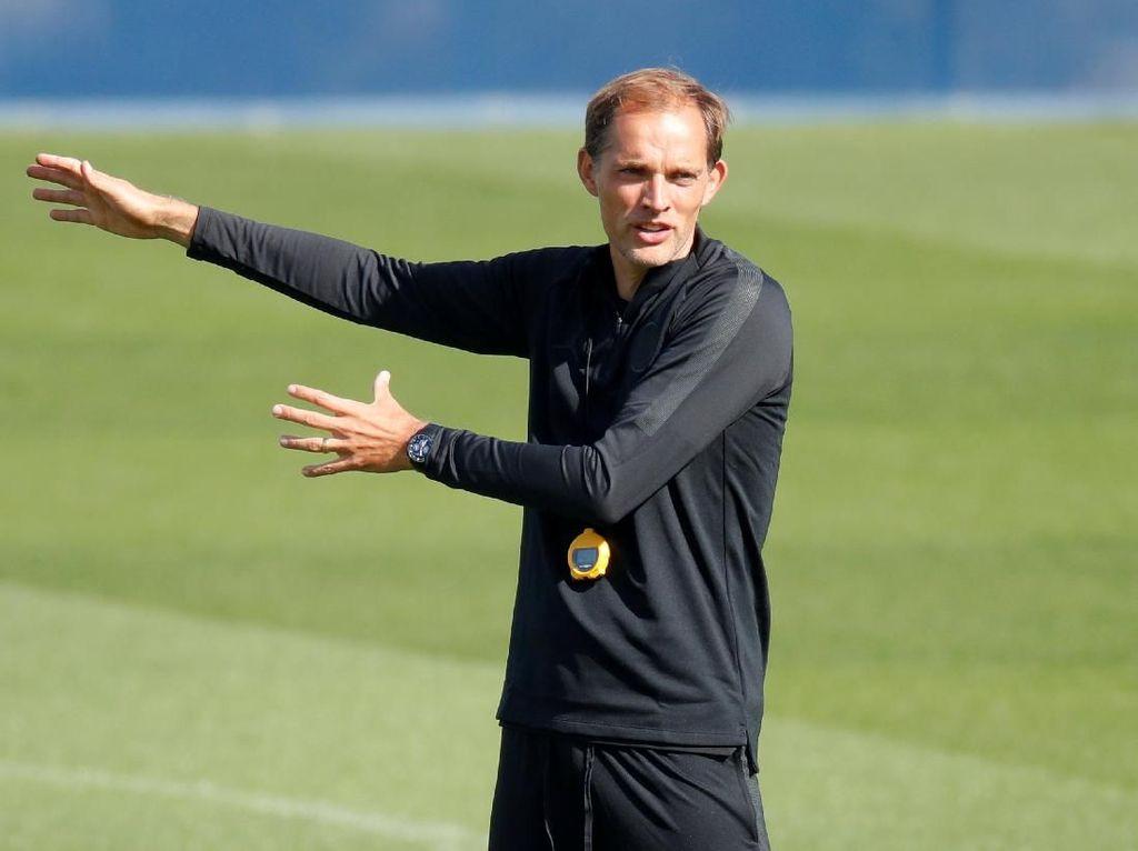 Tuchel Nyaris Latih Bayern