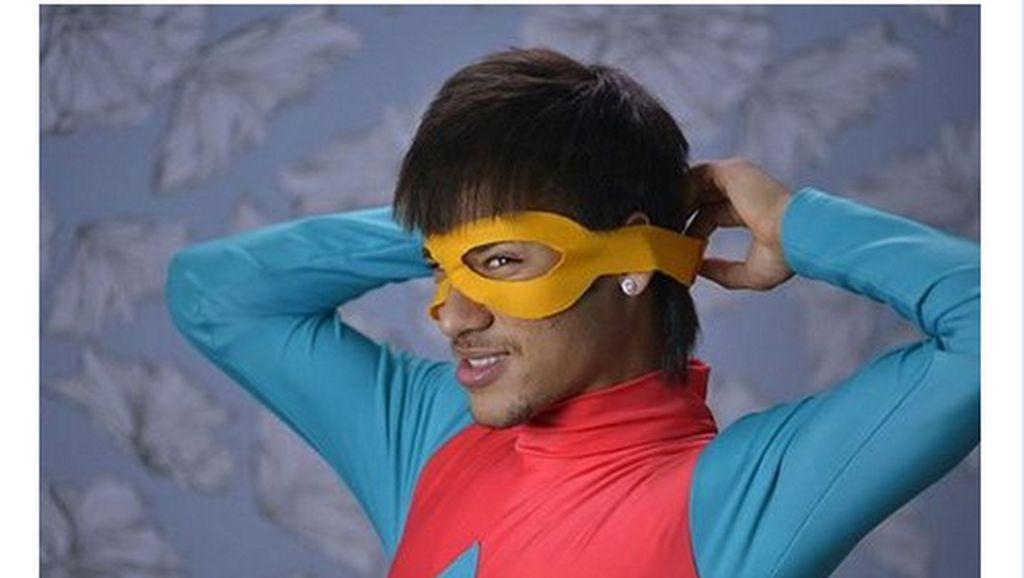 Neymar Jadi Superhero di Komik, Keren atau Potensial Kena Bully?