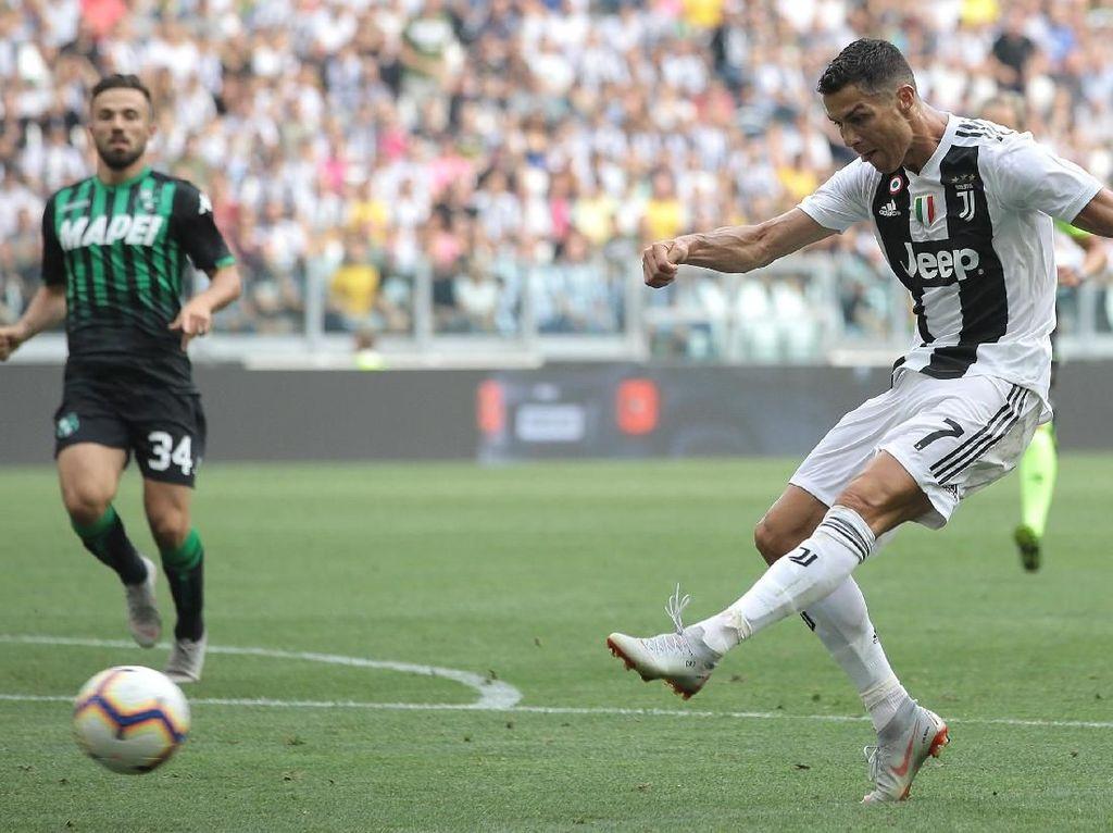 Serie A Sudah, Saatnya Ronaldo Bikin Gol di Liga Champions