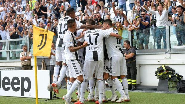 Juventus diprediksi bakal susah payah menang di Stadion Mestalla. (