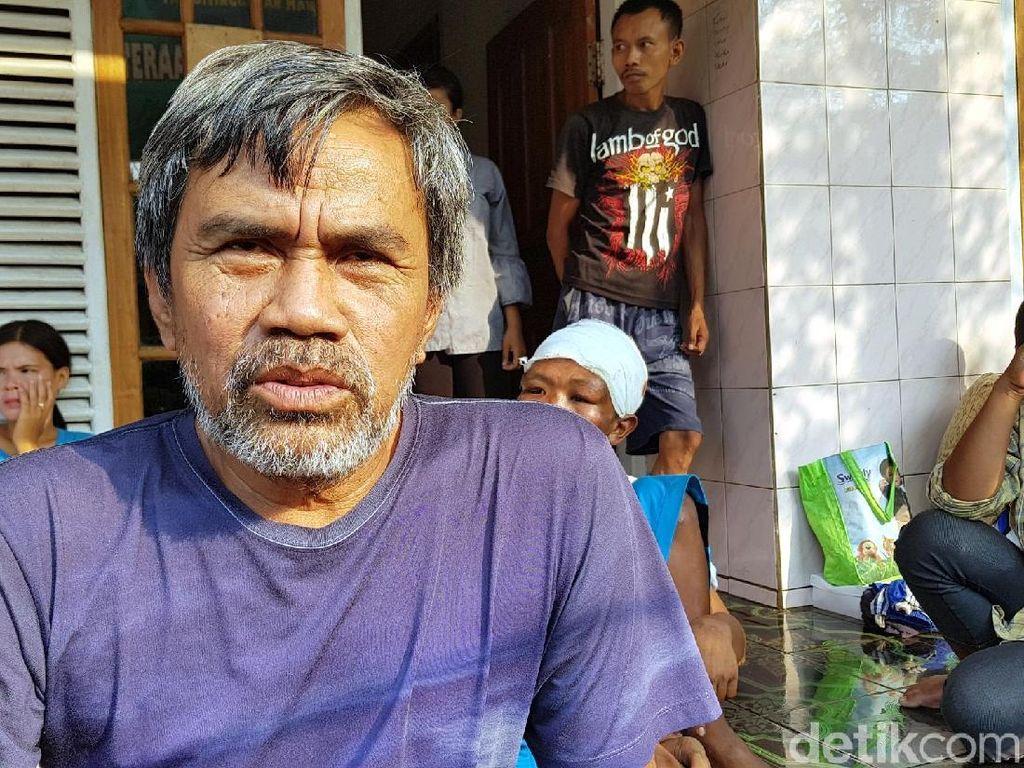 Pensiunan Guru di Cianjur Ini Rawat ODGJ Tanpa Teralis