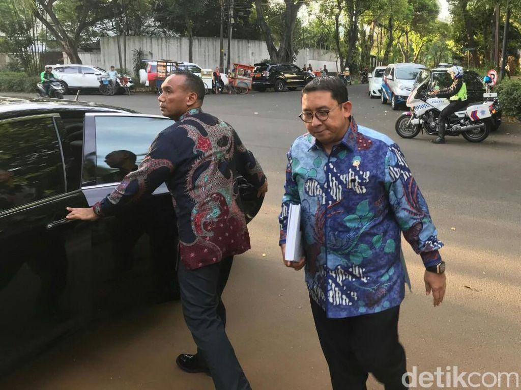 Elite Gerindra Kumpul di Rumah Prabowo Jelang Bertemu Kwik Kian Gie