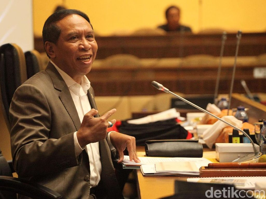 Soal Pemecahan Provinsi Papua, Komisi II DPR Siap Bahas Bersama Pemerintah
