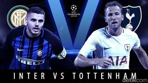 Inter Milan vs Tottenham Hotspur