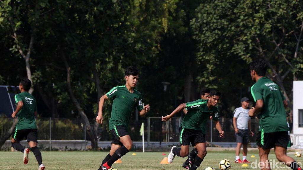 Jadwal Pertandingan Timnas U-19 Vs Thailand