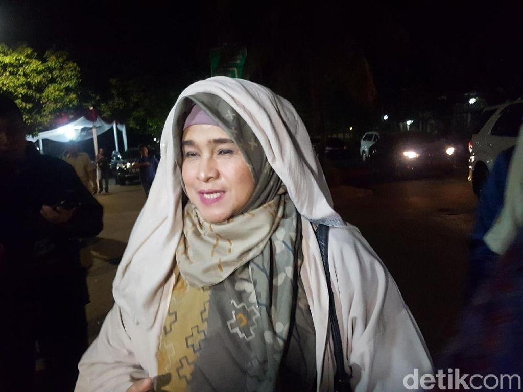 Amien Rais-Neno Warisman Ikut Rapat Finalisasi Timses Prabowo