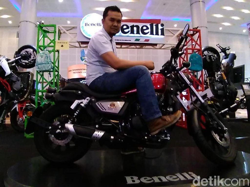Motobi EVO 200 Dongkrak Penjualan Benelli