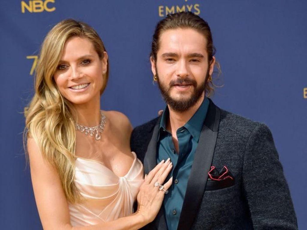 Heidi Klum Resmi Menikah dengan Pria yang 17 Tahun Lebih Muda