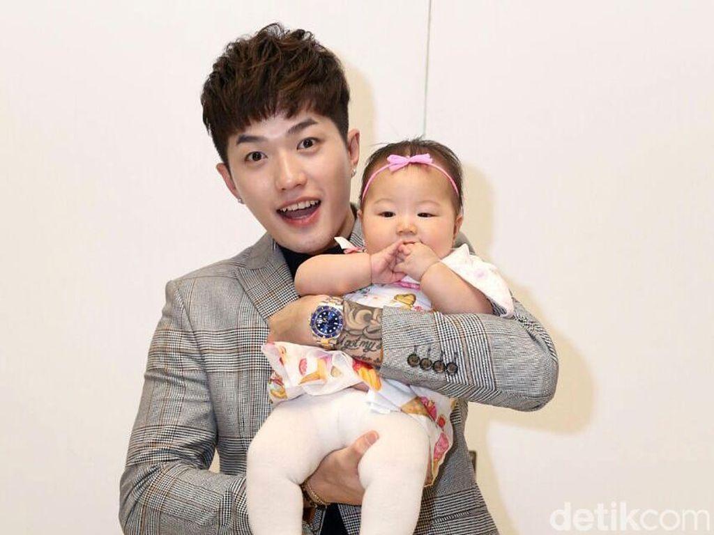 Lee Jeong Hoon Geram, Foto Anaknya Dicatut Akun Jual Beli Bayi