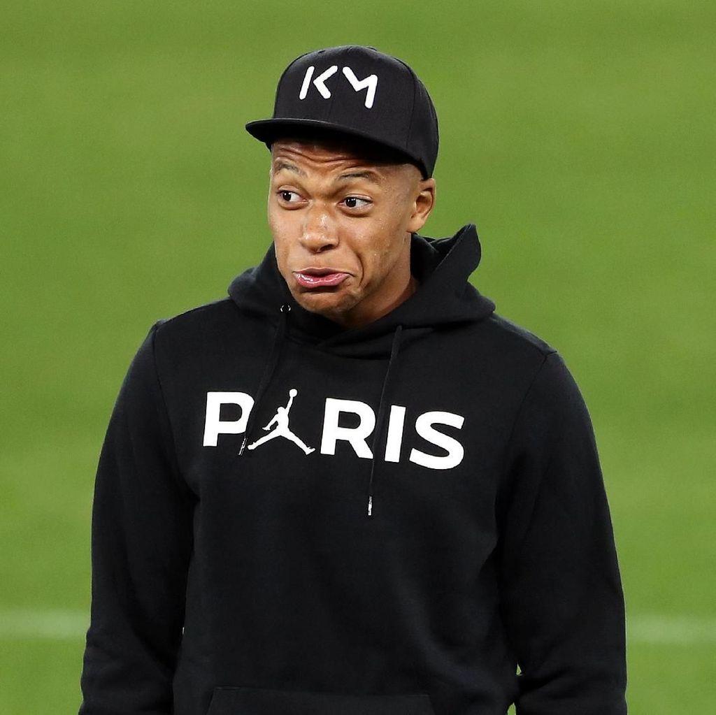Mbappe Senang Disamakan dengan Pele, tapi...