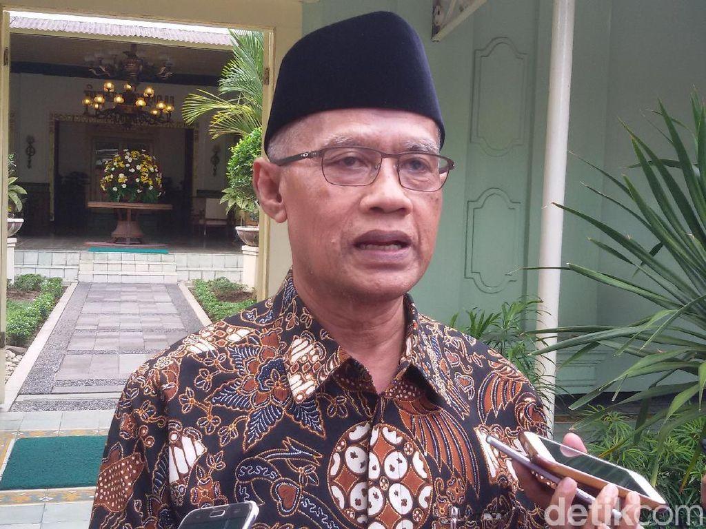 Haedar Ajak Sukseskan Pelantikan Jokowi: Perbedaan Politik Harus Tutup Buku