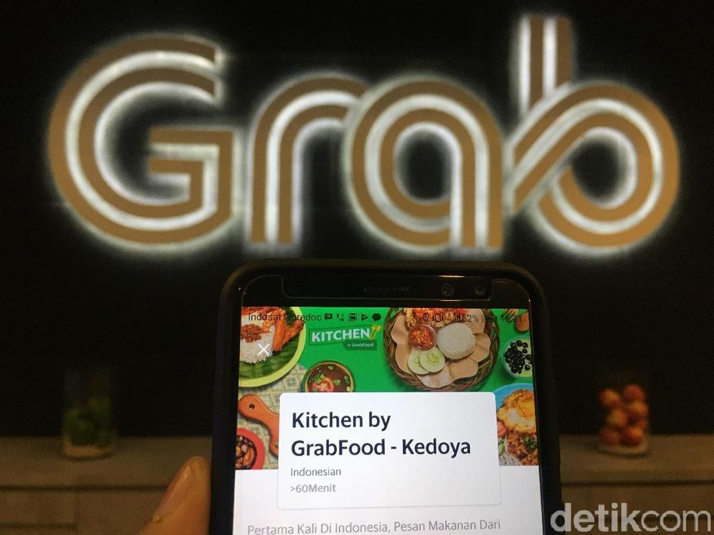 Disuntik Rp 3 Triliun, Akan Ada yang Baru di Aplikasi Grab