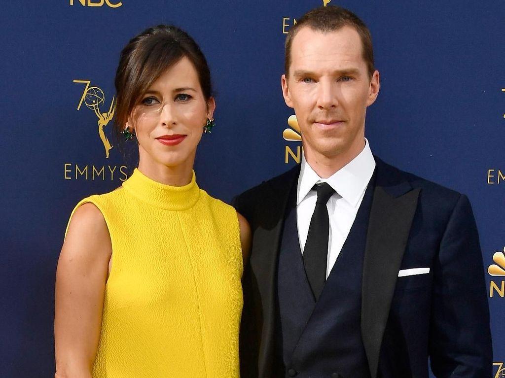 Surprise! Istri Benedict Cumberbatch Hamil Anak ke-3