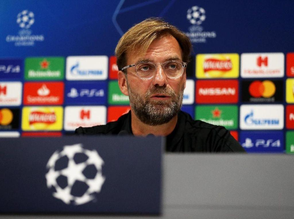 Klopp: PSG Lebih Favorit daripada Liverpool