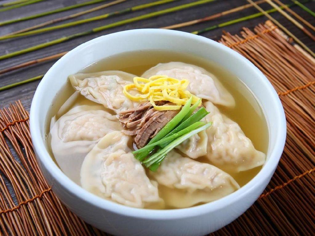 Dibuat Dengan Mesin Kini Dumpling Korea Siap Masuki Pasar Global