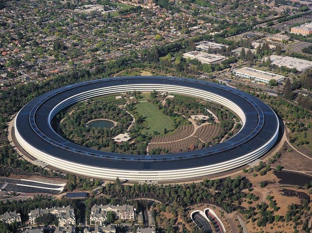 Pegawai Apple Diizinkan Kembali ke Kantor