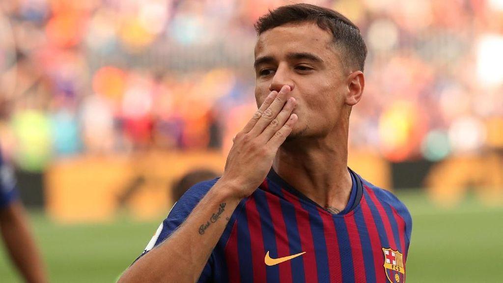 Buntut Transfer Coutinho, Barcelona Dilarang Rekrut Pemain Liverpool
