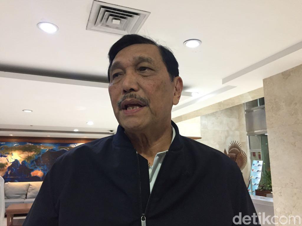 Puji Jokowi, Luhut: Anda Lihat Rokan, Freeport, Mahakam