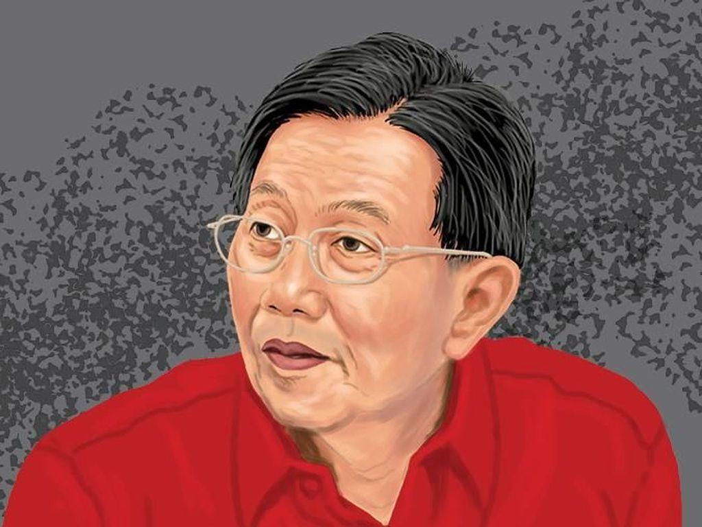 Kwik Kian Gie, Ekonom dan Politisi yang Doyan Melawan Arus
