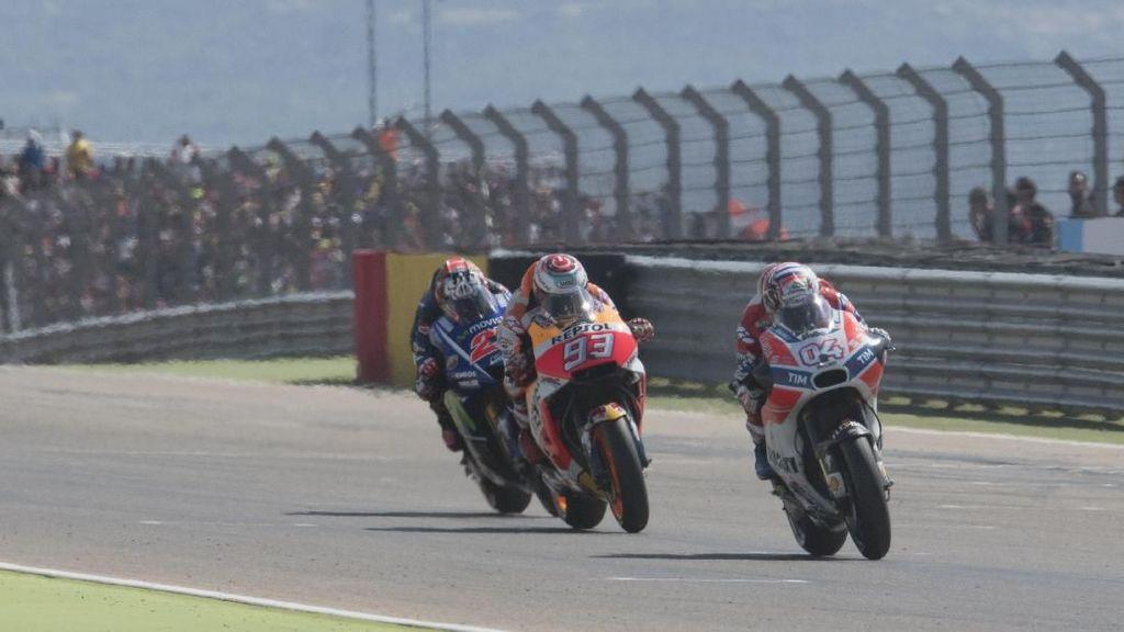 Menyambut MotoGP Aragon: Dominasi Honda vs Tren Positif Ducati