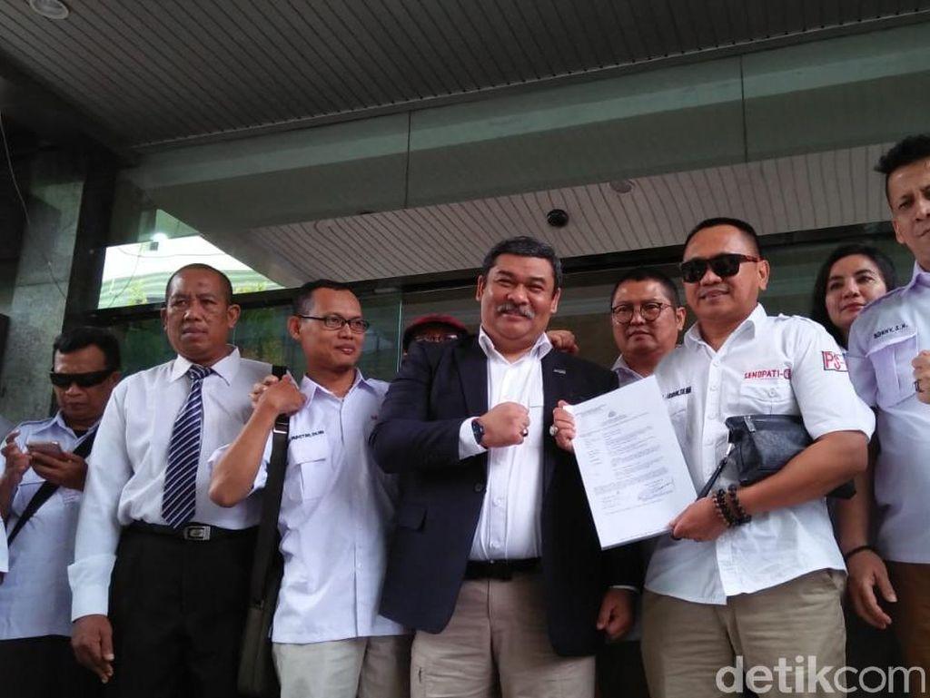 Farhat Abbas Dipolisikan karena Postingan Pilih Jokowi Masuk Surga
