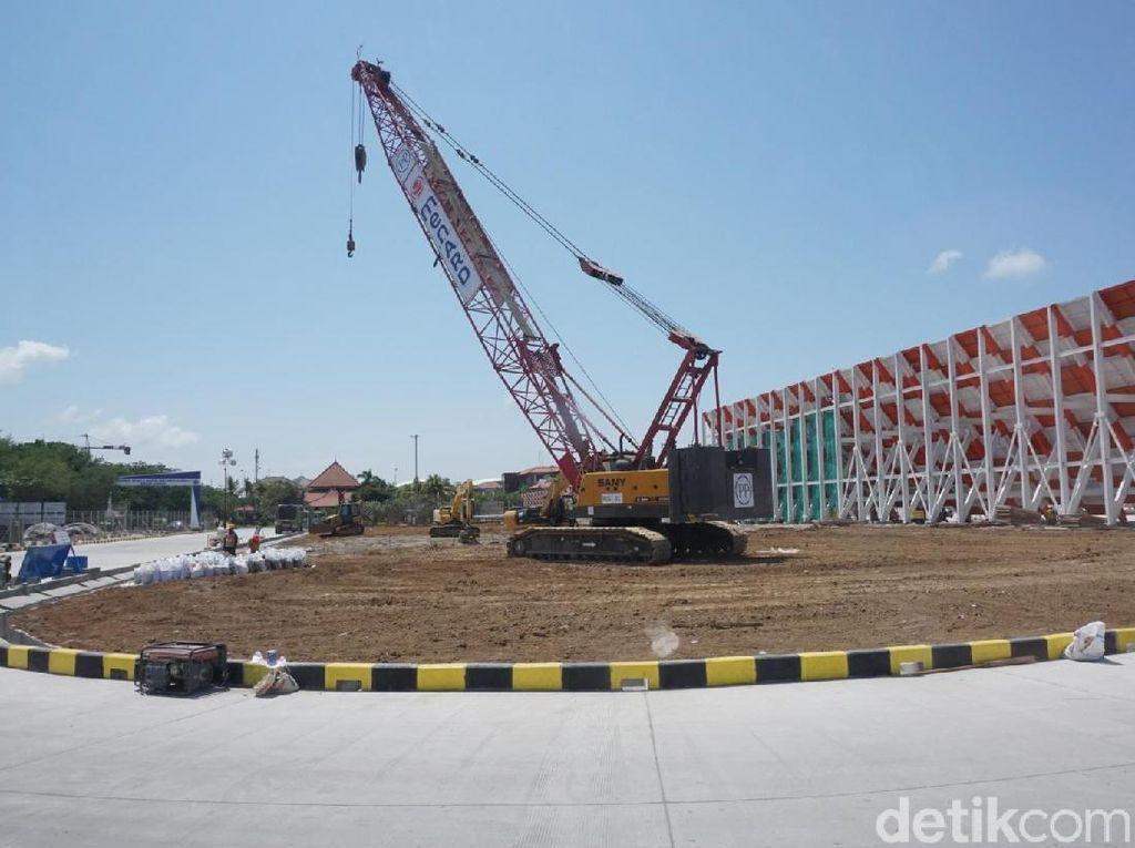 Telan Rp 2 T, Perluasan Bandara Ngurah Rai Kelar Akhir September