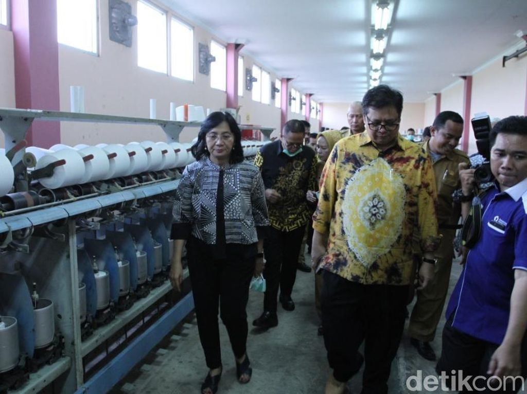 Dolar AS Tinggi, Pengusaha Tekstil Keluhkan Harga Bahan Baku