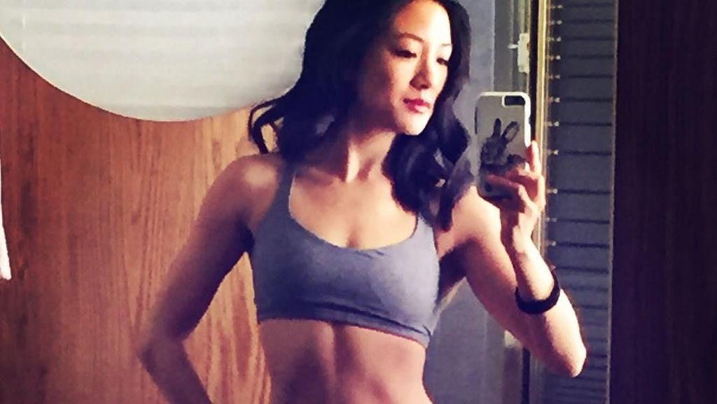Rahasia Tubuh Ramping Constance Wu, Bintang Crazy Rich Asians